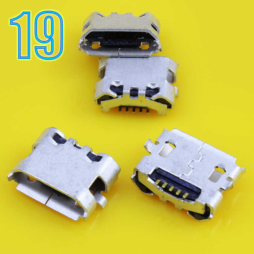 Baru untuk BlackBerry 9360 Micro USB Charge Charging CONNECTOR Plug DOCK Port Soket MICRO USB 5 P, 5-PIN MICRO USB Jack, 5Pin