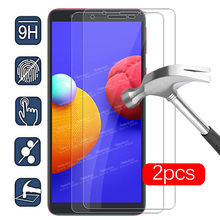 Screen-Protector Protective-Glass 01-Core A013F Samsung A01 for 2pcs 9h-Film