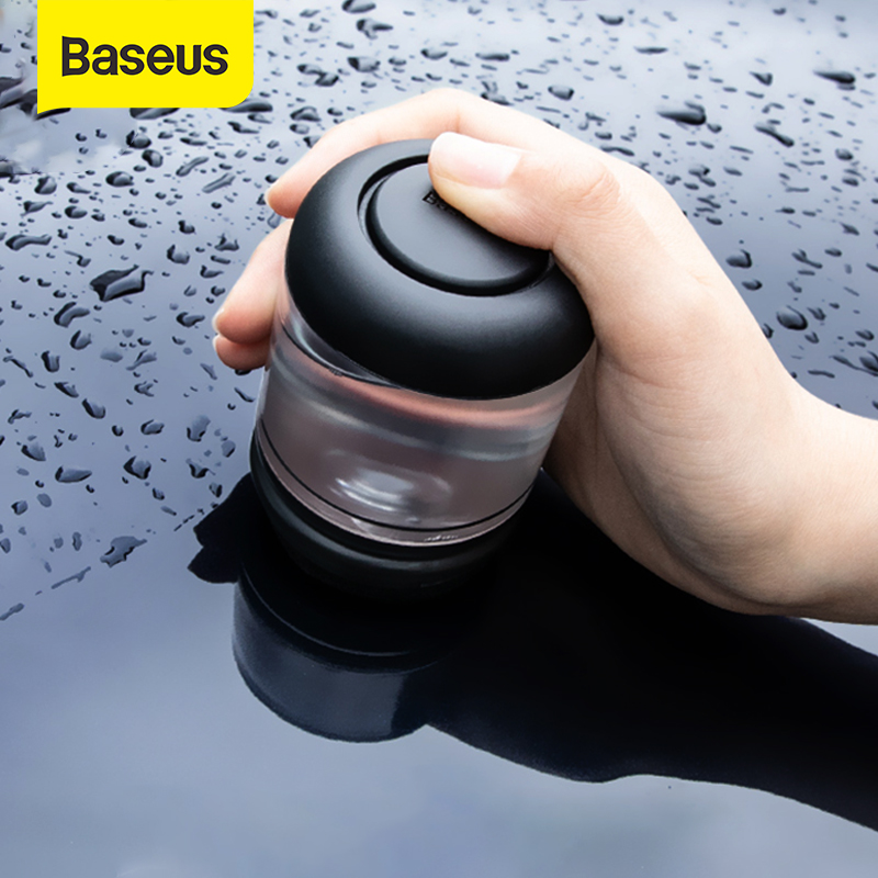 Baseus Car Window Glass Rainproof Agent 100ml Hydrophobic Auto Windshield Rearview Mirror Waterproof Car Care Accessories