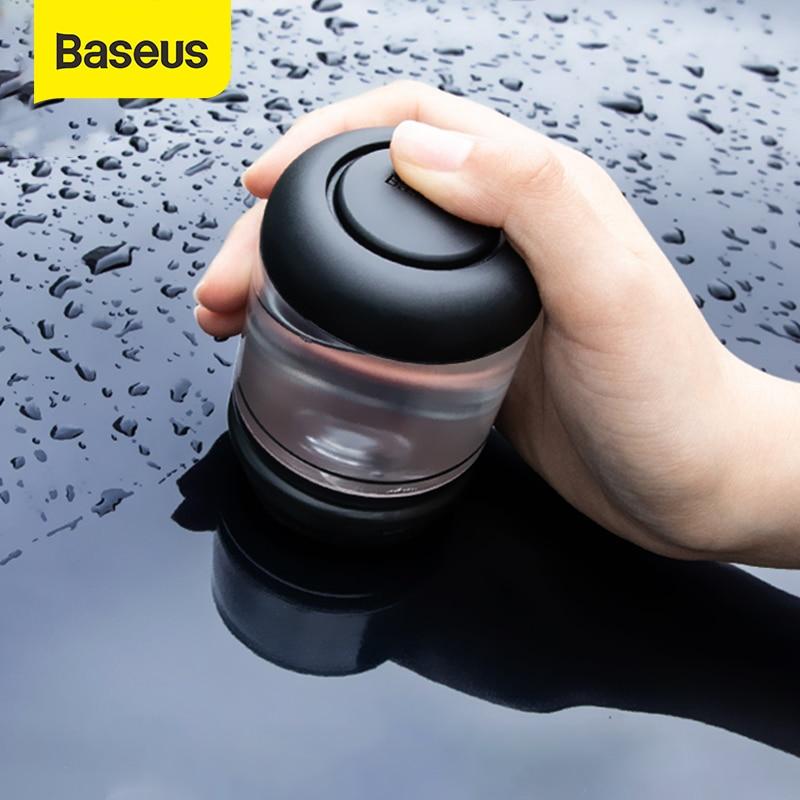 Baseus Car Window Glass Rainproof Agent 100ml Hydrophobic Auto Windshield Rearview Mirror Waterproof Car Care Accessories