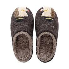 Non-slip Mute Cartoon unicorn Women Home Slippers Winter Warm Indoor floor Plush Slipper Quality Comfortable female Shoes 2019 цена 2017