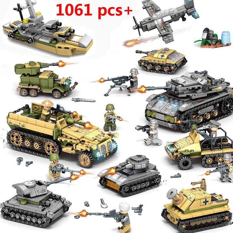 792 個市警察署ビルディングブロック互換 Legoinglys 市 SWAT チームトラックブロック教育玩具子供