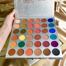 36 Colors Makeup Eyeshadow Palette Highlighter Shimmer Make up Pigment Eye Shadow Cosmetics Hot
