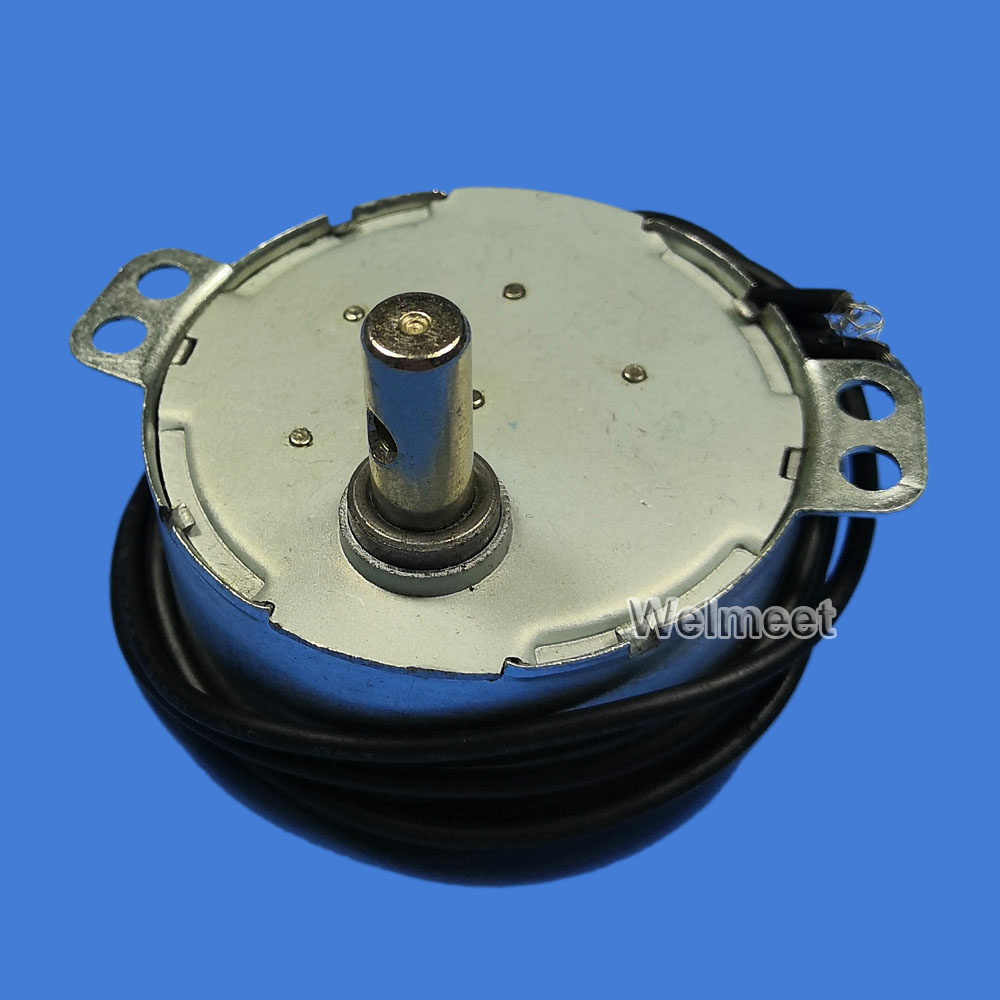 AC5V 6V 9V 12V 24V 110V 220V TYC Metal Gear Synchronous Reduction Geared Motor