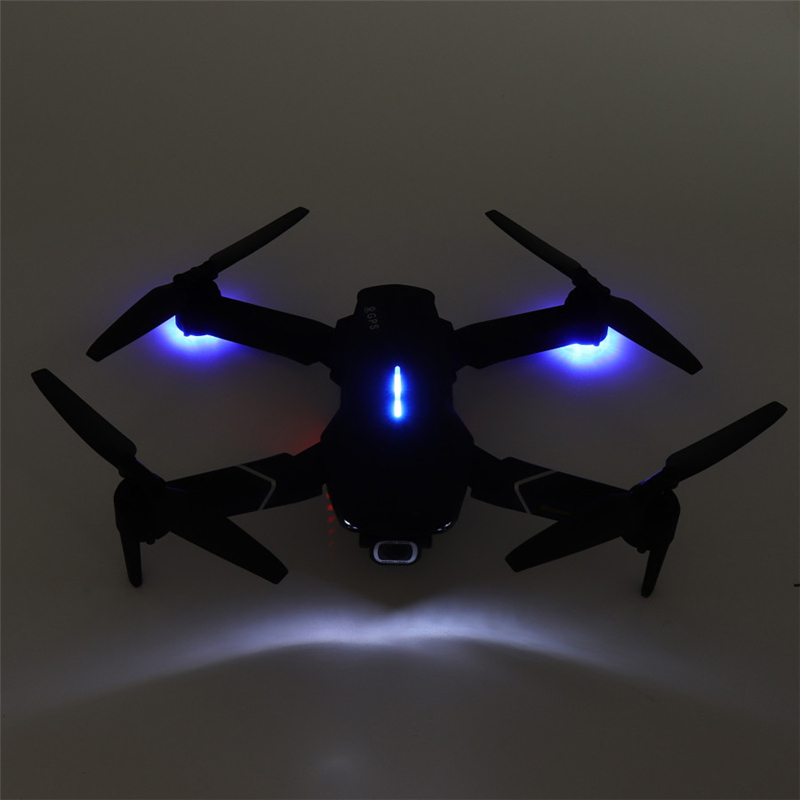 Eachine E520S GPS FOLGEN MICH WIFI FPV Quadcopter Mit 4 K/1080 P HD Weitwinkel Kamera Faltbare Höhe halten Langlebig RC Drone - 6