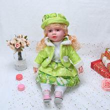 Креативная Детская кукла модель говорящая игрушки