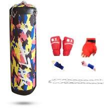60/80 /100/120 см боксерский мешок подвесной тренировочный для
