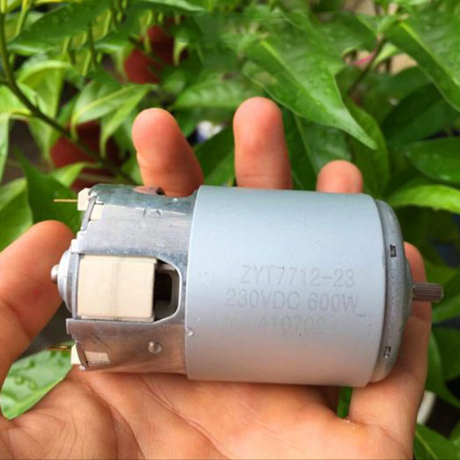 1PC High Power 600W for Soybean Pulp Machine DC Motor DC220V RS-7712