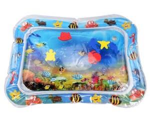 Image 4 - Bebek şişme su dolu yastık çocuk halı oyuncaklar çocuklar için bebek oyun paspaslar oyuncak su eğlence yaz hediye için