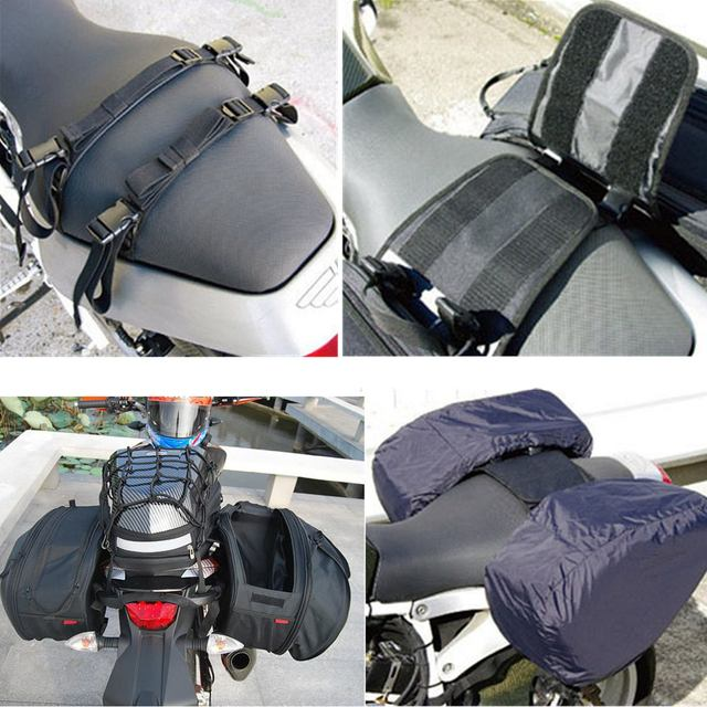 Motorcycle bag waterproof race mot