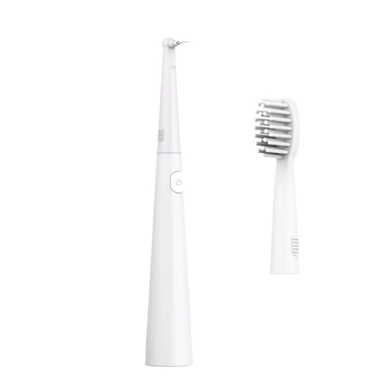2In1Multi-Function Electric Toothbrush Flosser Tooth Cleaner Calculus Teeth Cleaning Whitening Device