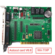 Original AUTOCUT Card V6.6 Program Control System Based on Windows 7/XP for CNC EDM Machine