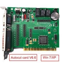 Originele Autocut Kaart V6.6 Programma Controle Systeem Gebaseerd Op Windows 7/Xp Voor Cnc Edm Machine