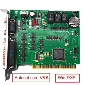 Image 1 - Système de contrôle de programme Original de la carte AUTOCUT V6.6 basé sur Windows 7/XP pour la Machine dedm de CNC