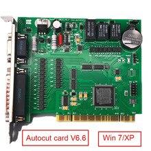 オリジナルオートカットカードV6.6 プログラム制御システムベースのwindows 7/xp cnc放電加工機