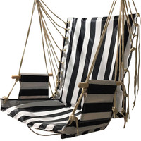 Student Dormitory Lazy Hanging Chair Hammock Outdoor Swing Rocking Chair Casual Cloth Art Balcony Park Single Swing Thicken