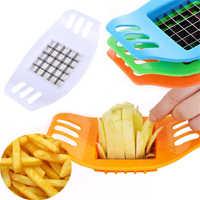 Criativo cortador de vegetais utensílios de cozinha multi-função batata chip/francês fritar cortador de cozinha aparelhos de cozinha gadgets casa chopper