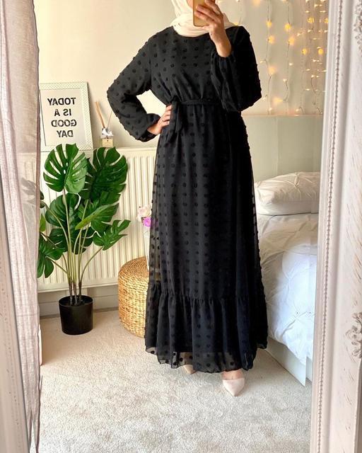 Фото eid mubarak мусульманская мода abayas для женщин турция abaya