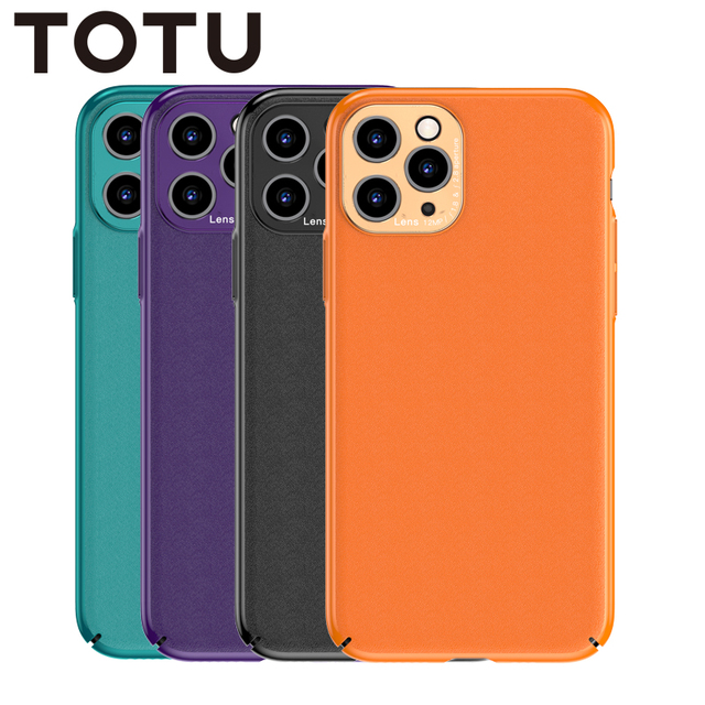 TOTU Phone Case for iPhone 11 Pro Max 11 Pro 11 Protective Back Case for Huawei P40 P40 Pro Case Cover Soft Case for iPhone