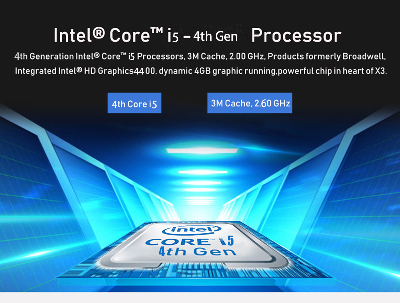 itnel Core I5 1