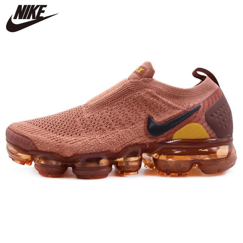 الأصلي نايك Air VaporMax Flyknit MOC 2 نساء احذية الجري وصول جديد أحذية رياضية صنع تخفيضات