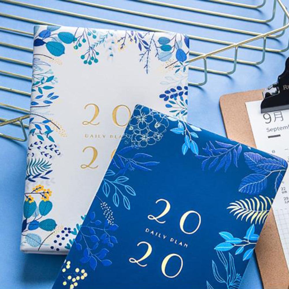 Planificador futuro 2020 diario semanal planificador anual A5 cuaderno con pegatinas suministros escolares de oficina para niños regalos de cumpleaños Mochila de dibujos animados de Disney Frozen elsa y Anna, bonita mochila escolar primaria con reducción de cargas, mochila de guardería guardian