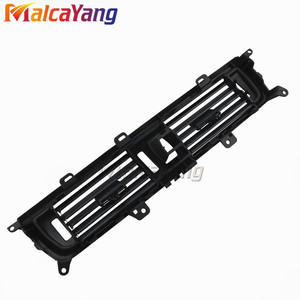 Image 5 - 2 Styles Front Console Grill Dash AC Air Conditioner Vent For BMW F10 F11 F18 520i 523i 525i 528i 535i .