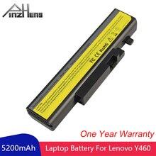 PINZHENG Laptop Battery For LENOVO Y460 Y460P Y560 Y560P Y460C Y460A L09N6D16 For IdeaPad Y460N Y460N-IFI Y460N-ITH Battery genuine battery for lenovo ideapad u460 u460a l09c8y22 l09n8y22 l09n8t22
