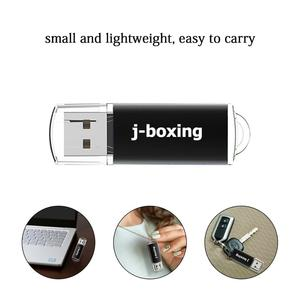 Image 3 - J boxen 10PCS 1GB USB Sticks Groß 2GB Rechteck Thumb Sticks 4GB 8GB USB Memory Stick 16GB 32GB Usb Stick mit Kappe Schwarz