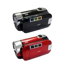 HX6A 1080P HD Mini DV Flip Screen 360°Rotation Flip ScreenAnti-Shake Design Video Camera Camcorder Cameras & Photo Camcorder