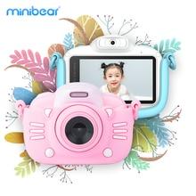 Kids Digital Camera 3-inch IPS Touch Screen 50MP 4K HD Video