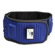 цена Electric Slimming Belt Lose Weight Fitness Massage X5 Times Sway Vibration Abdominal Belly Muscle Waist Trainer Stimulator онлайн в 2017 году