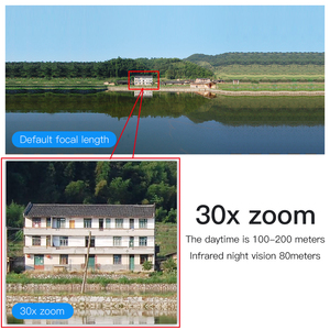 Image 5 - 5MP Wireless Wifi Security Camera 1080P HD 30X Optical Zoom PTZ IP Camera Outdoor Home Security CCTV Surveillance Cam