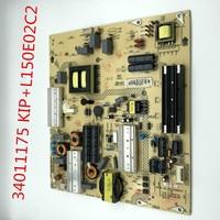 Original power supply board LED50M1600B 34011175 KIP+L150E02C2 35019730 used board|Chargers|   -