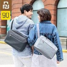 Update Youpin 90 Simple City Messager Bag / Satchel Bag/ Boy Girl Men Women Large Capacity Casual Crossbody Waterproof Backpacks