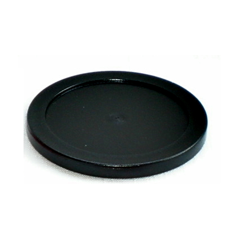 1PC Black Air Hockey Table Pusher Puck 75mm 2.95