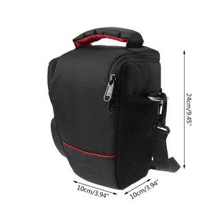 Image 5 - DSLR kamera çantası kılıf Canon EOS 4000D M50 M6 200D 1300D 1200D 1500D 77D 800D 80D Nikon D3400 D5300 760D 750D 700D 600D 550D