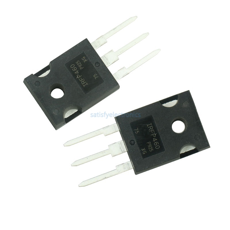 1PCS NEW  IRFP460 20A 500V Power MOSFET N-Channel Transistor TO-247