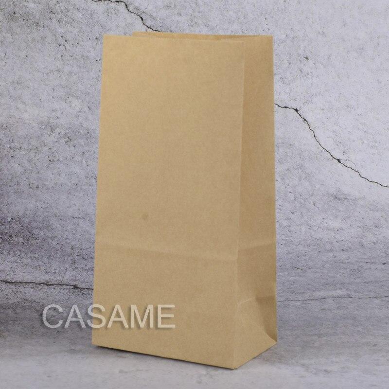 10 Pcs Kraft Paper Bags Wedding Party Favor Treat Candy Buffet Bag/Envelope Gift Wrap