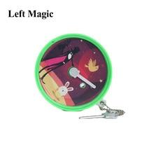 Tenyo a espada mágica (verde) truques de magia palco close-up magia diversão mentalismo ilusão truques adereços acessórios