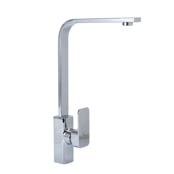 Basin Faucets Brass Faucet Rotation High Arc Bathroom Sink Faucet Single Handle Deck Mounted Toilet Hot And Cold Mixer Water Tap new arrival bathroom white faucet deck mounted cold and hot water tap soild brass white painted sink faucets mixer