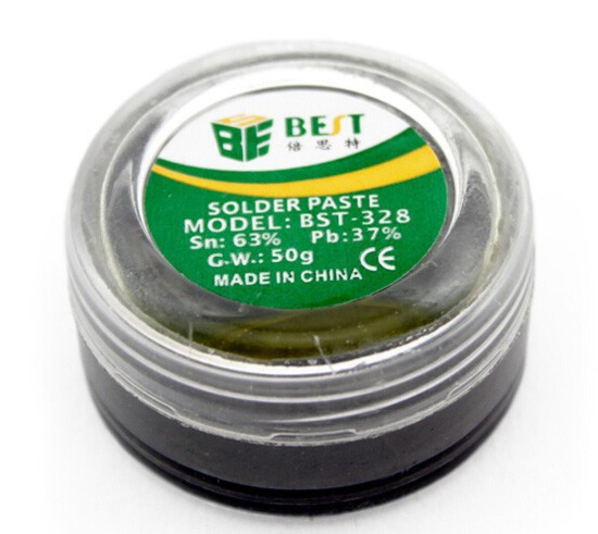 BEST-328 BGA Solder Paste  Flux 50g