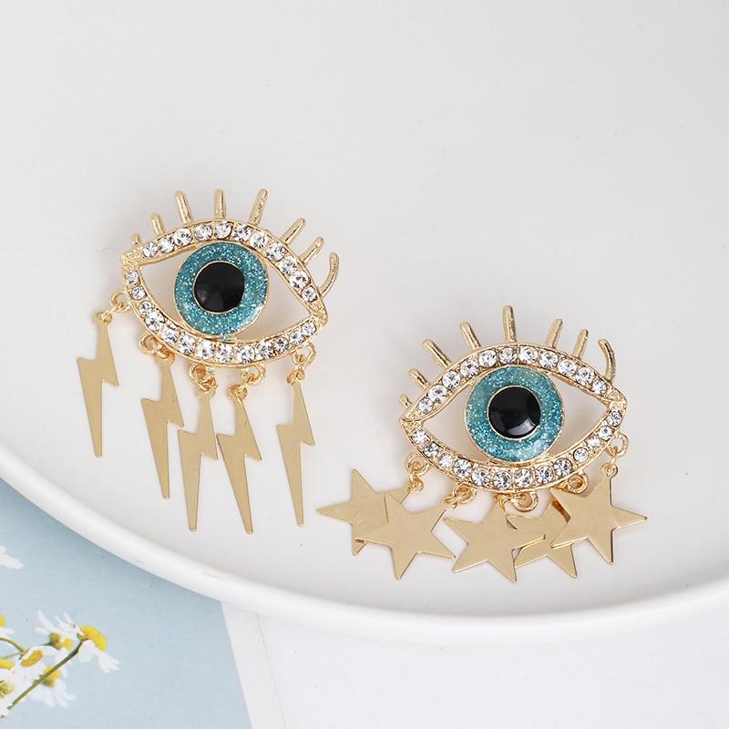 Best Evil Eye Earrings For Women 6