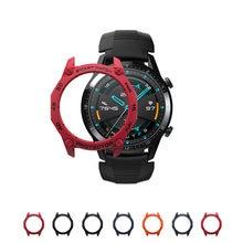 Чехол для huawei watch gt2 цветной чехол смарт часов ТПУ оболочка