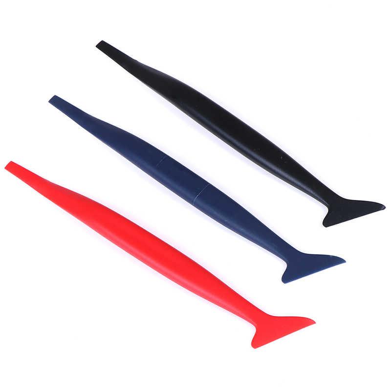 Neue 5 stücke Auto Aufkleber Härte Wrap Vinyl Werkzeuge außen zubehör Micro Rakel Schaber auto Micro Dichtung Rakel