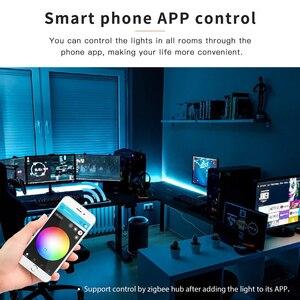 Image 3 - GLEDOPTO ZigBee Licht Link Smart LED Streifen Kit RGBCCT Streifen Controller für LED Streifen Licht Arbeit mit Echo Plus Alexa smartthings