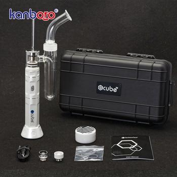 Original Kanboro ecube Boost erig dabado vape Dry Herb vape pen wax Vaporizer Dr Dabber Supplier Nail Device Portable vapor kit