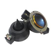 Finlemho Speaker Diaphragm Tweeter Voice Coil Repair Kit 32 mm Blue For Electro Voice DH3 DH2010A DH2010 EV32 Driver E300