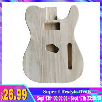 Free shipping Unfinished Electric Guitar Body for TL Style DIY Electric Guitar Body Parts electric guitars china custom musical shop tl guitar red color new style for beginners free shipping