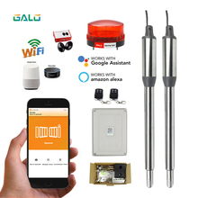 Swing-Gate-Opener Engine-Motor-System Wifi-Control Linear-Actuator Electric Automatic